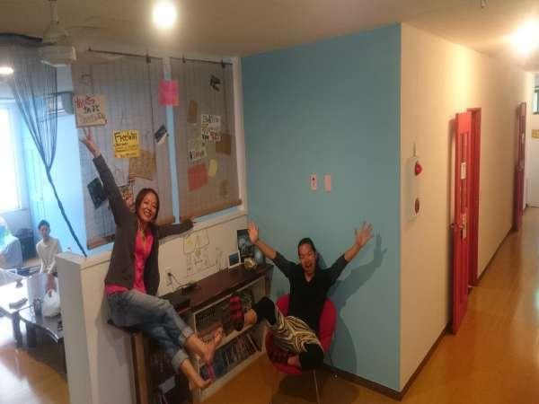 沖縄ゲストハウス リトルアジア
