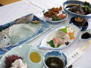 平日限定! 呼子海鮮魚づくしプラン