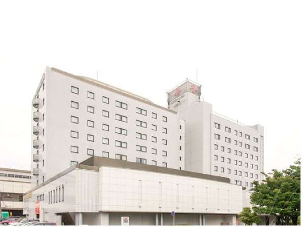 東京第一ホテル新白河の外観