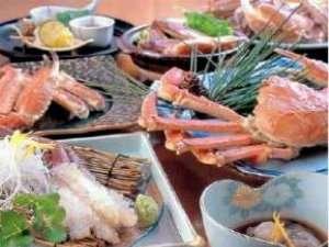冬の山陰に訪れるなら、やっぱり食べたい蟹料理。ずばり「美味しい!」のひとこと!