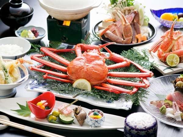 山陰の冬の味覚といえばやっぱりこれ!甘くて美味しい蟹料理♪