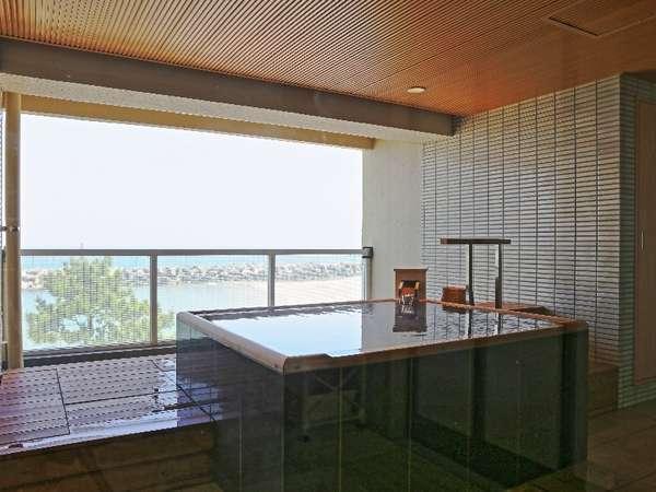 【2013年リニューアル】日本海一望の貸切風呂