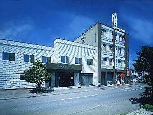 北見セントラルホテルの外観