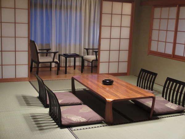 シュノンソーホテル和室(10畳)プラン