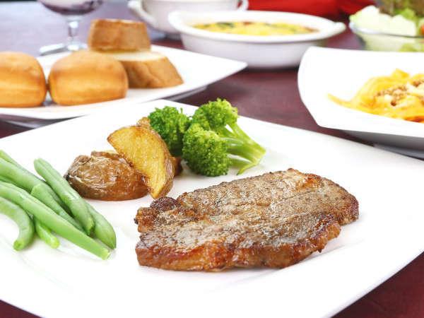 夕食イタリアンコースの一例★季節や仕入れ状況によってメニュー内容が異なります。