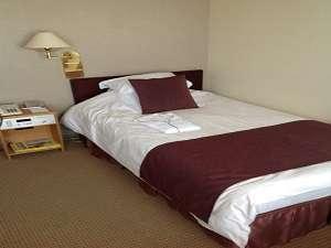〈無料駐車場完備〉♪お部屋もベッドも小さめセミダブルプラン♪【朝付・禁煙】