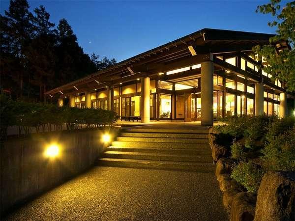 飛騨古川桃源郷温泉 旬菜の宿 ホテル季古里の外観