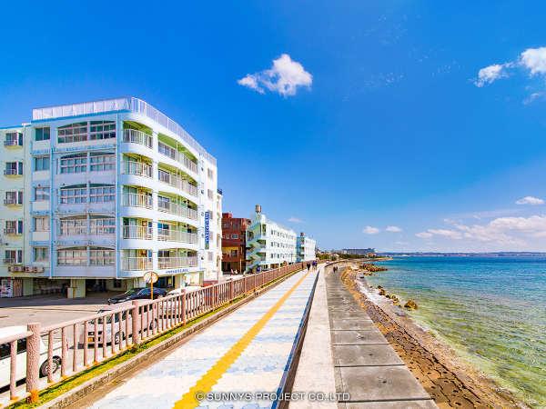 沖縄オーシャンフロントの外観