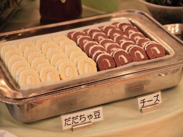 ■朝食バイキング/デザート  ※一例