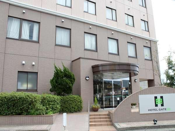 外観 HOTEL GATE88