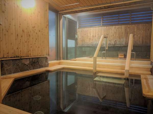 ◆女性大浴場 内風呂 <石狩の湯>2020年12月15日リフレッシュオープンいたしました!