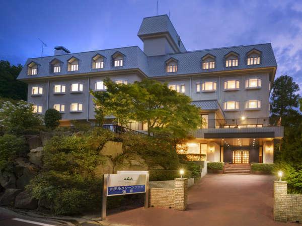 ホテルグリーンプラザ強羅