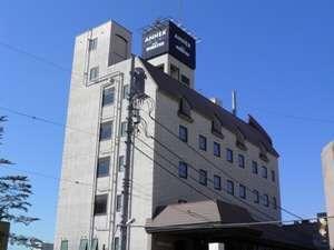 みまつアネックス(旧水戸ハイアットホテル)の外観