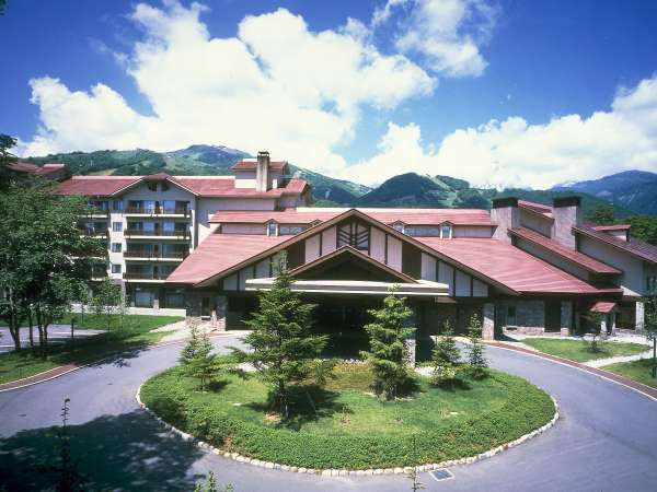 白馬東急ホテルの外観