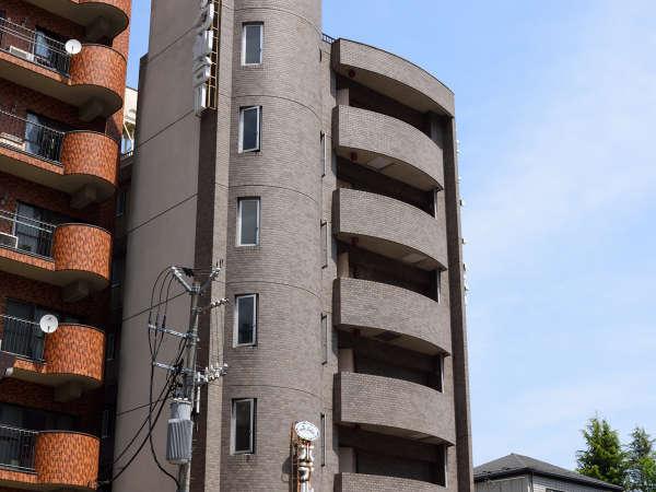 ホテルパーク仙台IIの外観