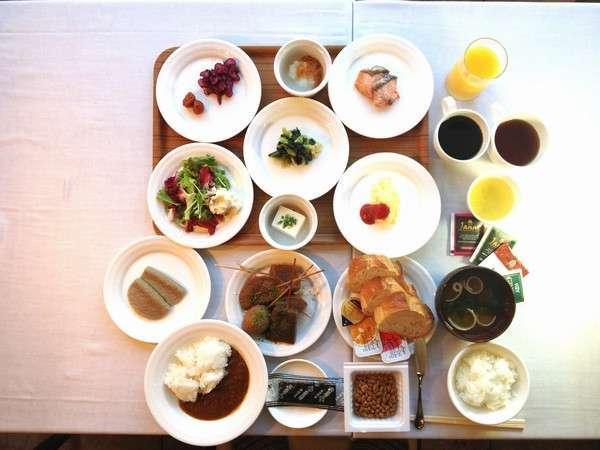軽食朝食バイキング(しぞーかおでん)プラン
