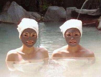 泥湯パックの肌美人宿 さくらさくら温泉