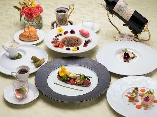 ≪5周年特別特価☆3組限定≫新レストランOPEN☆フランス料理界最高名誉授与シェフの豪華特製フレンチ