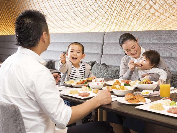 【早期得約】【赤ちゃん・子供連れに優しい】特典満載の最上階セレブリオセレクトにステイ♪朝食付