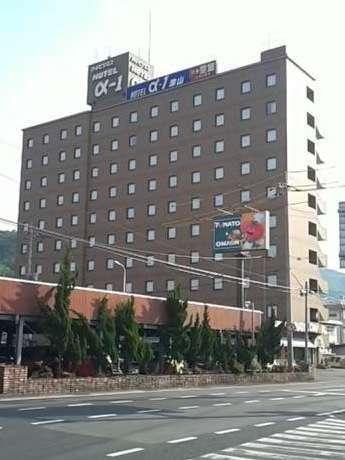 ホテル・アルファ-ワン津山