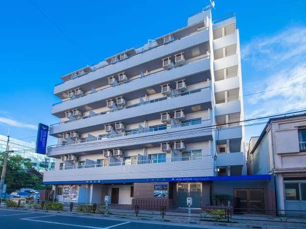 ホテルマイステイズ上野入谷口の外観