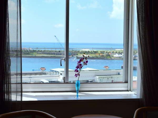 【オーシャンビュー】海を見ながらステイプラン (朝食付) 大浴場完備