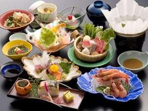 大人気ゆったり広〜い貸切家族風呂付き おまかせ和会席 【食事場所:別会場食】