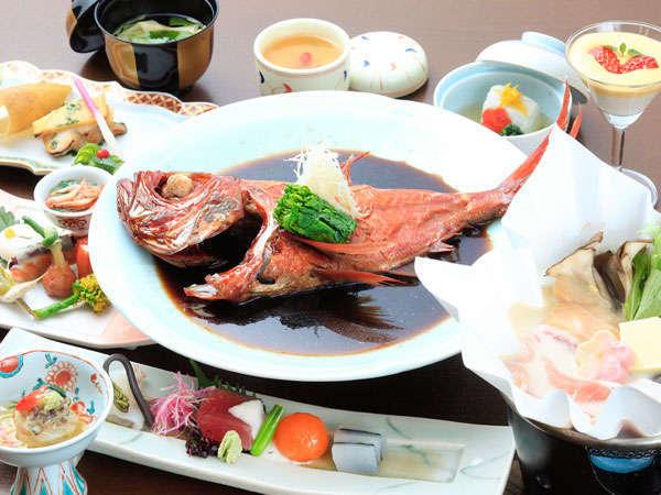 【丸ごと1匹!!】 金目鯛の姿煮プラン