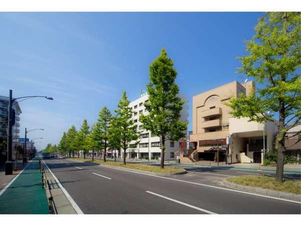 ビジネスホテル サンガーデン松山