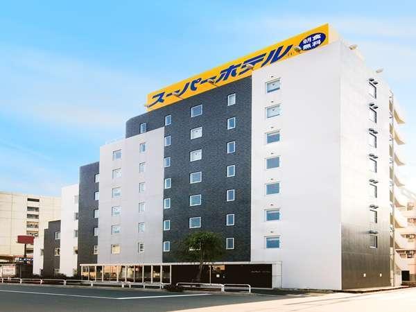 スーパーホテル品川・青物横丁の外観