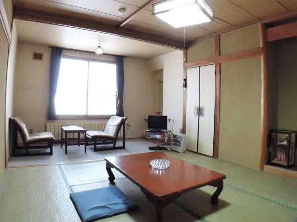 *和室8畳一例/ビジネス、一人旅、カップル、ご夫婦にお勧めの純和風の客室。