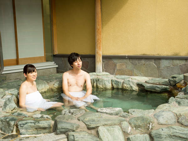 【じゃらん限定☆特典付】カップルでゆったり♪貸切露天風呂プラン