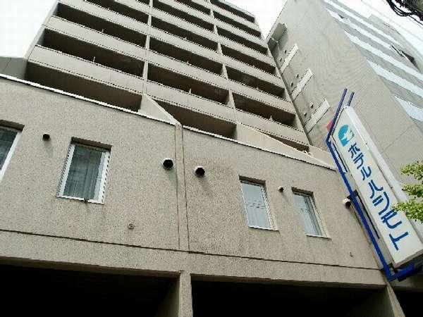 ホテルハシモト本館