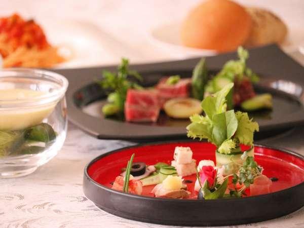 【フランス料理】LUXE DINNER
