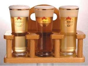 【クラフトビール満喫】日本の生ビール発祥の地『札幌醸造所跡』で味わう地ビール3種飲み比べ!<朝食付>