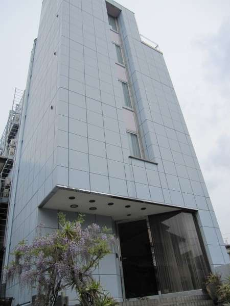藤枝シティーホテルの外観