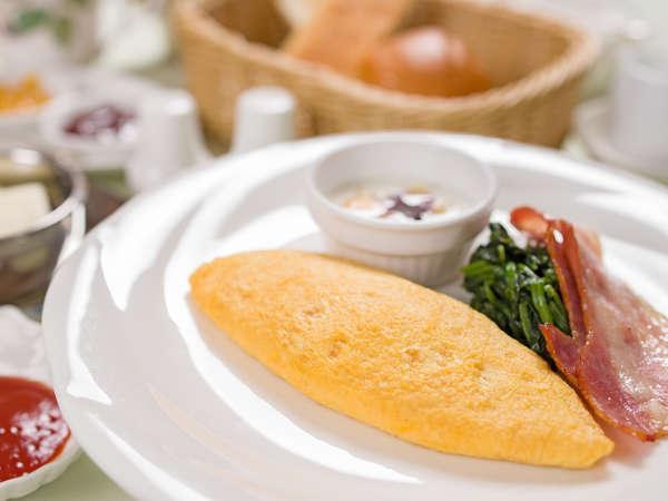 ≪冬のご優待≫〜思い出に残る伝統のオムレツご朝食付き〜 ※ご夕食追加は当日20時までの受付