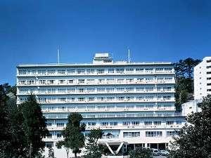 紀州鉄道熱海ホテルの外観