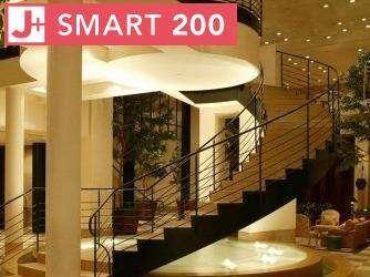 【J-SMART 200】素泊り/1泊につきJALのマイルが200マイルたまります!