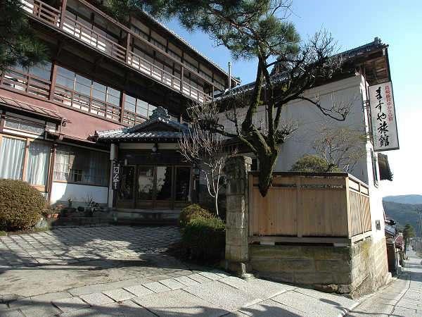 田沢温泉 高楼 ますや旅館