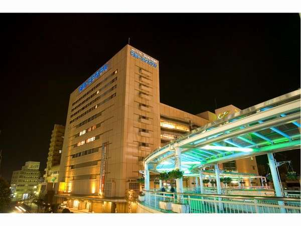 名鉄トヨタホテルの外観