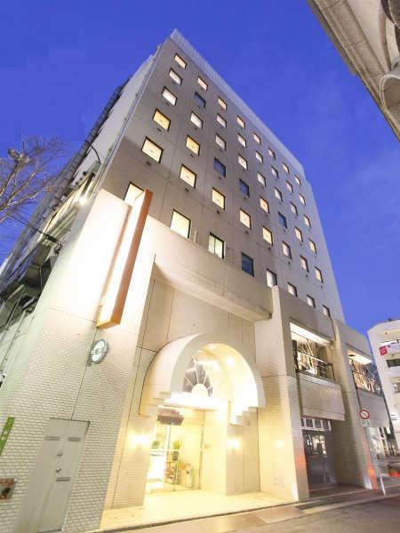 アレーホテル広島並木通