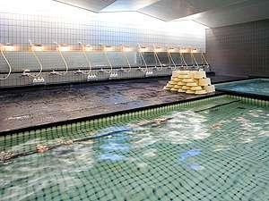 スチームサウナ完備、安比グランドヴィラ3大浴場(沸かし湯)