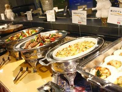 地元の食材を中心に美味しくヘルシーなお料理をそろえました♪※写真はイメージです