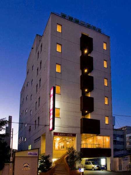 北見第一ホテルの外観