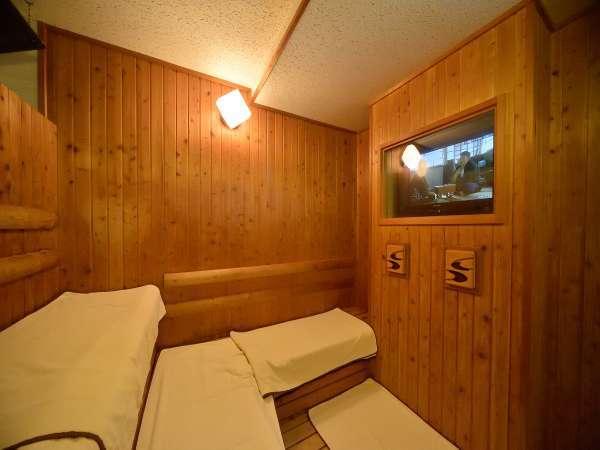 ◆男性大浴場 高温サウナ