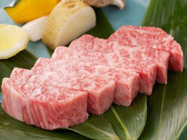 人気の「長崎牛」