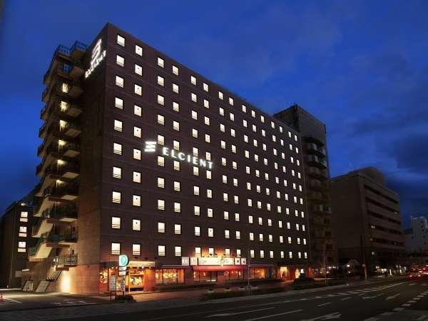 ホテルエルシエント京都(旧:エルイン京都)