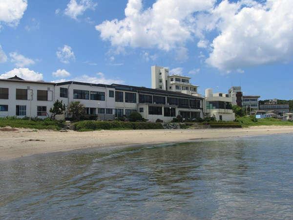 玄海旅館の外観