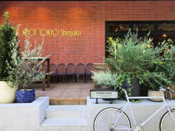 ホテル ザ ノット 東京新宿(旧:新宿ニューシティホテル)